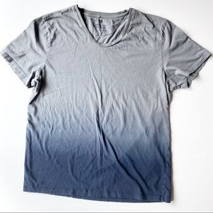 Banana Republic Heritage Ombre short sleeve Tee